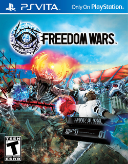 Freedom Wars sur Vita