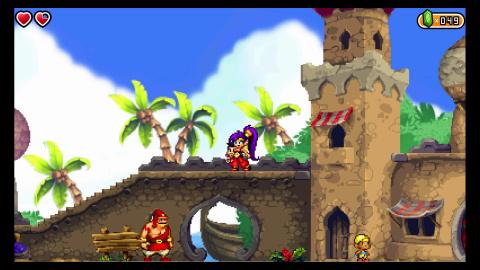 Shantae : A Pirate's Curse : Une série trop méconnue