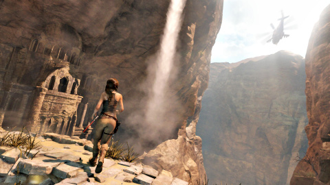 Rise of the Tomb Raider, les temples sont de retour : gamescom