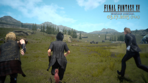 Final Fantasy XV - Premier contact manette en mains!