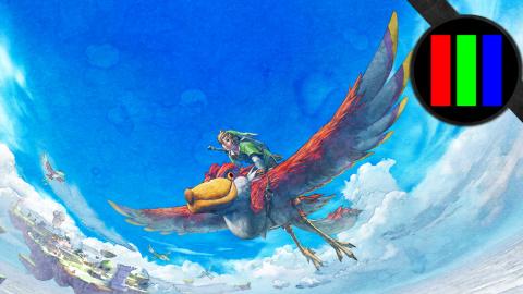 The Legend of Zelda : Skyward Sword 1/2