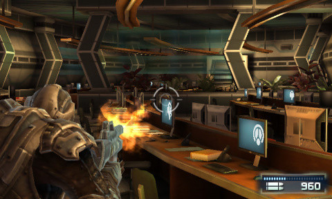 Jaquette de IronFall : Invasion sur 3DS