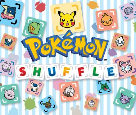 Pokémon Shuffle sur 3DS