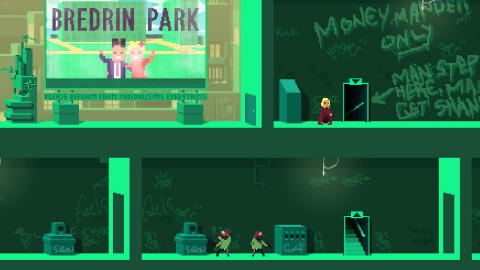 Not A Hero : Le nouveau jeu des créateurs de OlliOlli se date