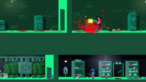 Not a Hero débarque le 2 février sur PlayStation 4