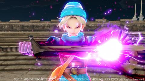Dragon Quest Heroes présente Maya et Terry