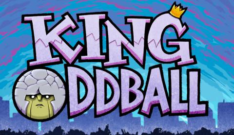 King Oddball sur Vita