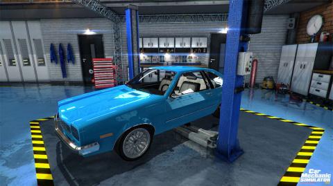Mis A Jour Car Mechanic