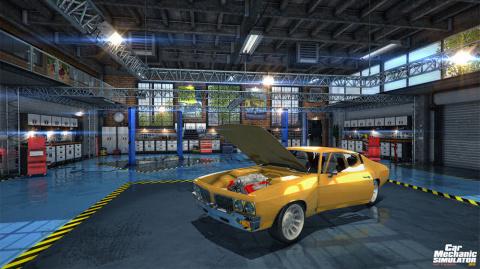 Car Mechanic Simulator 2015 en route sur PC et Mac