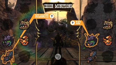 Oddworld : La Fureur de l'Etranger au creux de la main sur mobiles