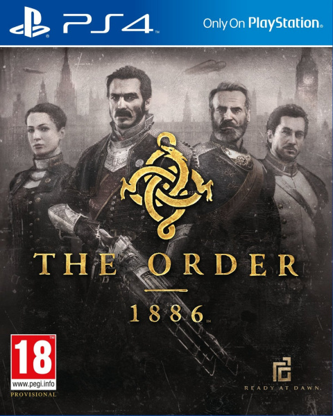The Order : 1886 sur PS4