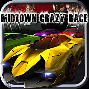 Midtown Crazy Race sur WiiU