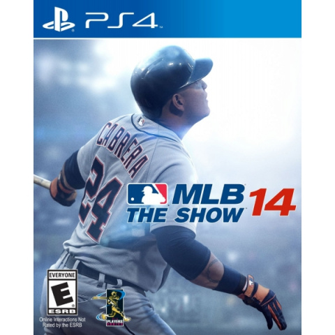 MLB 14 : The Show sur PS4
