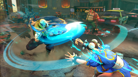 Street Fighter V - Une légende renaît