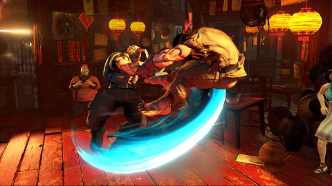 Street Fighter V - Une légende renaît