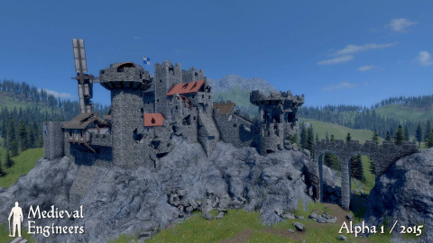Medieval Engineers : Un jeu au potentiel énorme par les créateurs de Space Engineers