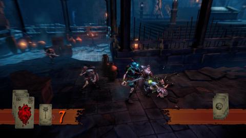 Hand of Fate, l'étonnant mélange d'action-RPG et de jeu de cartes