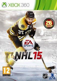 NHL 15 sur 360