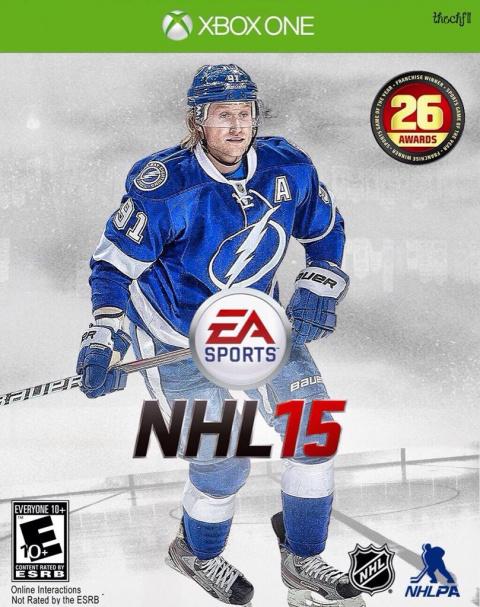 NHL 15 sur ONE