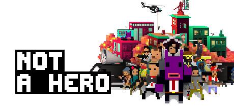 Not A Hero sur PS4