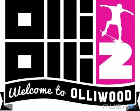 OlliOlli 2 : Welcome to OlliWood sur Vita