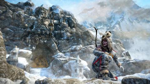 Far Cry 4 : La Vallée des Yétis disponible le 10 mars