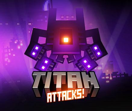 Titan Attacks! sur 3DS