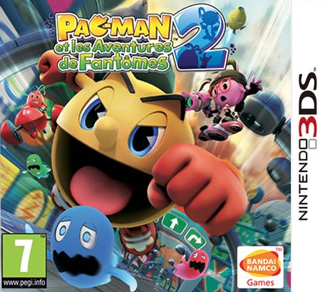 Pac-Man et les Aventures de Fantômes 2.EUR.MULTI5.3DS-ABSTRAKT