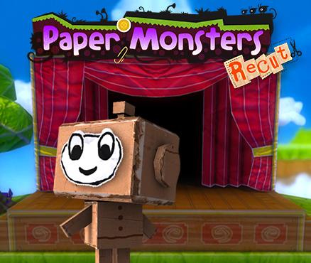 Paper Monsters Recut sur WiiU