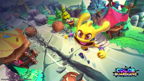 Color Guardians : Explosion de couleurs sur PS4 et Vita