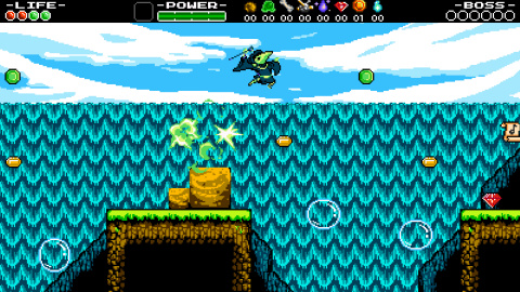 Shovel Knight accueille une extension gratuite