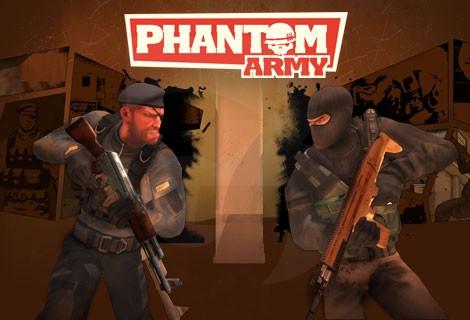 Phantom Army sur PC