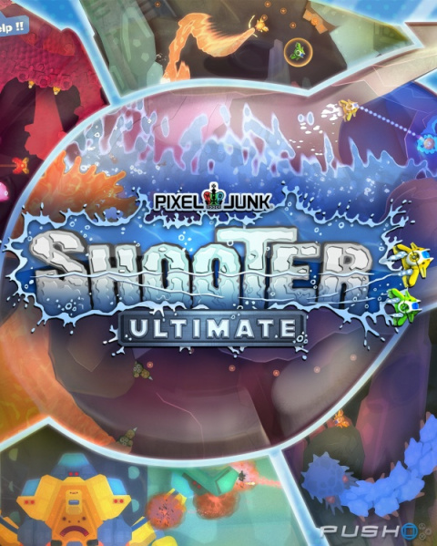 PixelJunk Shooter Ultimate sur PS4