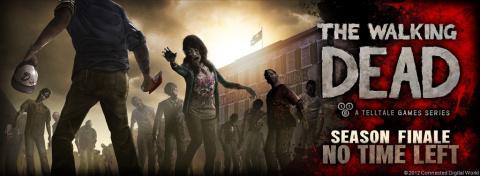 The Walking Dead : Episode 5 - No Time Left sur PS4