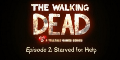 The Walking Dead : Episode 2 - Starved for Help sur PS4