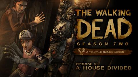The Walking Dead : Saison 2 : Episode 2 - A House Divided sur PS4