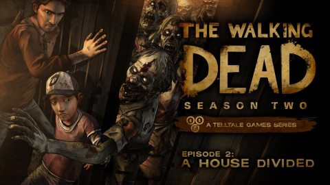 Jaquette de The Walking Dead : Saison 2 : Episode 2 - A House Divided