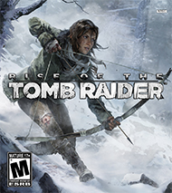 Jaquette de Rise of the Tomb Raider