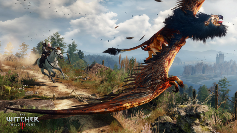 The Witcher 3 : Wild Hunt - GDC 2015