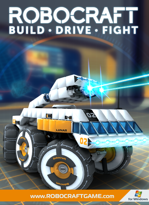 Jaquette de Robocraft
