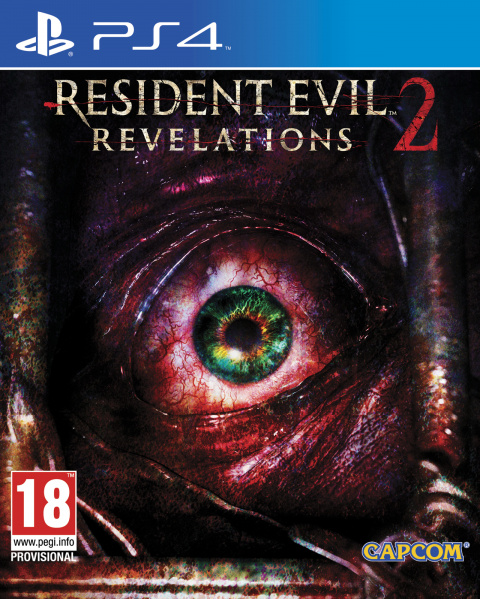 Resident Evil : Revelations 2 - Episode 4 sur PS4