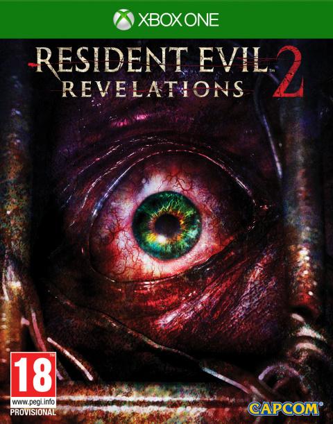 Resident Evil : Revelations 2 - Episode 4 sur ONE