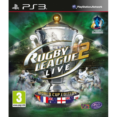 Rugby League Live 2 – World Cup Edition
