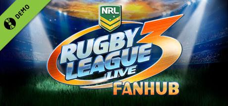 Rugby League Live 3 sur PS3