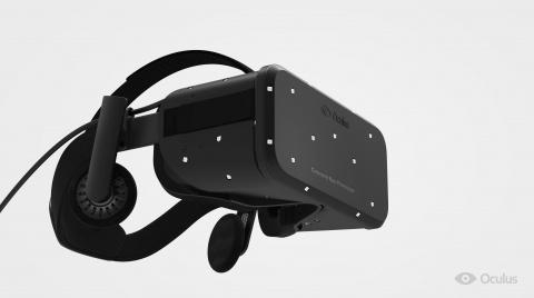 Oculus Rift Crescent Bay : Le nouveau modèle à l'essai