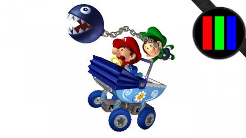 Reprise du thème Baby Park de Mario Kart Double Dash