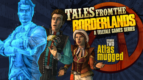 Tales from the Borderlands : Episode 2 - Atlas Mugged sur PS4