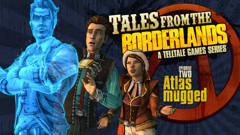 Tales from the Borderlands : Episode 2 - Atlas Mugged sur 360