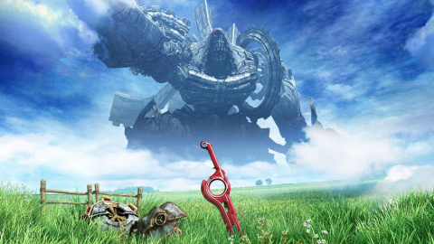 Jaquette de Xenoblade Chronicles 3D sur New 3DS