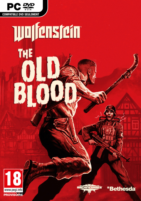 Wolfenstein : The Old Blood (PC)
